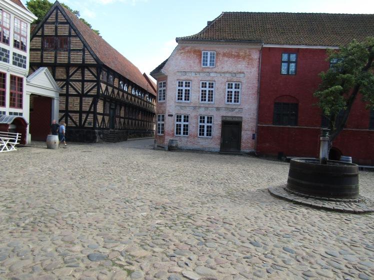 140. Dinamarca - Aarhus, Den Gamle By