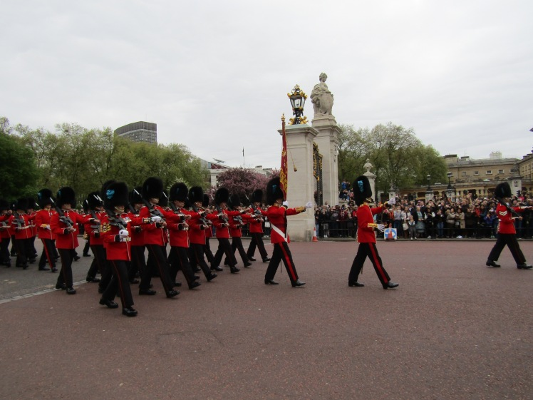 509. London - Buckingham Palace.JPG
