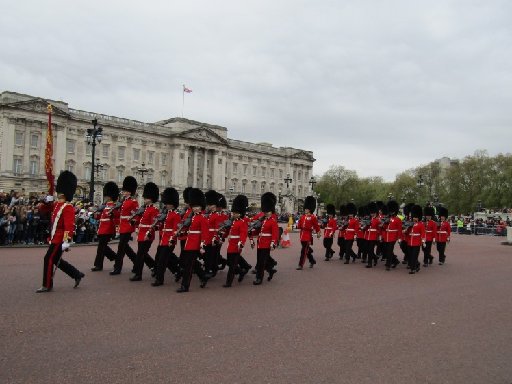 516. London - Buckingham Palace.JPG