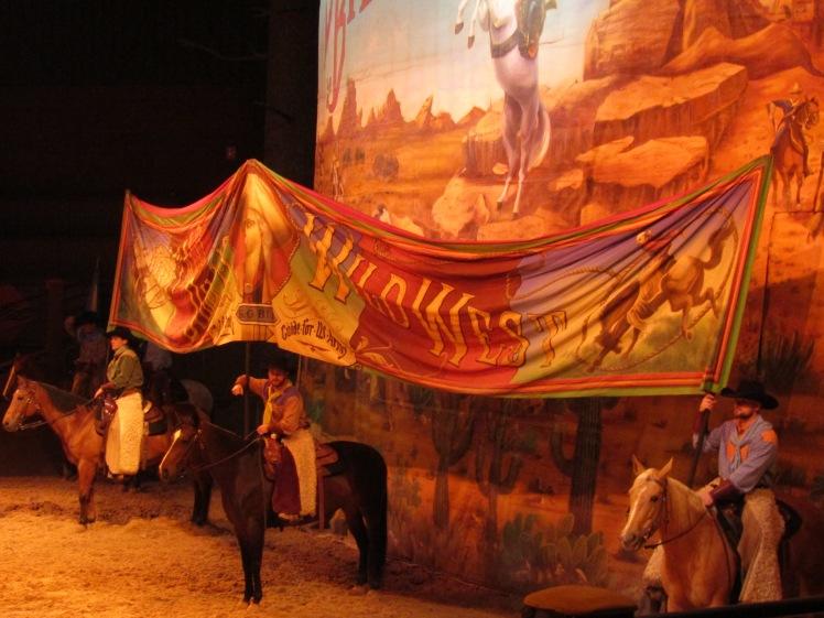 796. Disneyland París - Wild West Show.JPG
